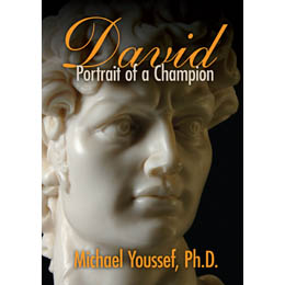 DAVID:  Portrait Of A Champion (CD)