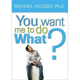 You Want Me to Do What? (CD)