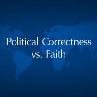 Political Correctness vs. Faith (CD)