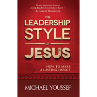 The Leadership Style of Jesus (10 Books)