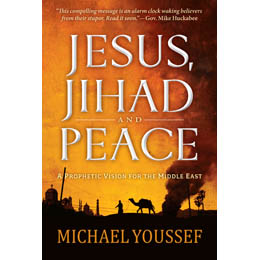 Jesus, Jihad, and Peace (Book)