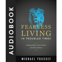Fearless Living in Troubled Times (AudioBook)