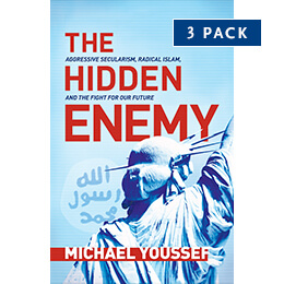 The Hidden Enemy (3 Books Pre-Order)