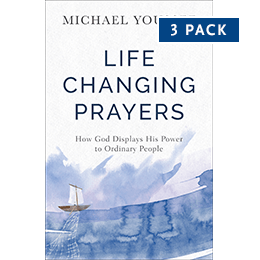 Life-Changing Prayers (3 Books)