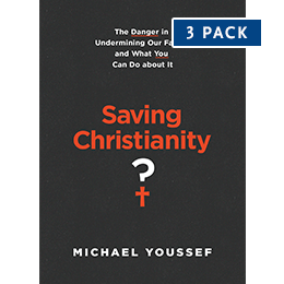 Saving Christianity? (3 Books)